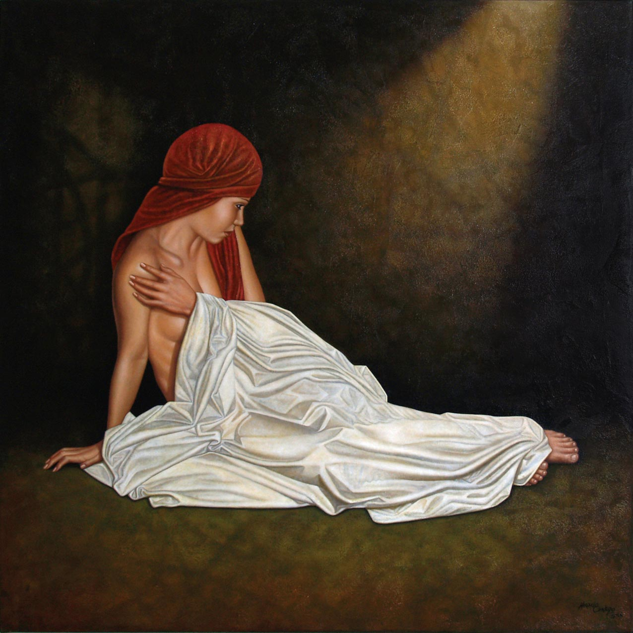 Paintings of Nude Women - Nude and Semi Nude Art